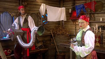 Swashbuckle - Series 2: 17. Idiotic Inventions