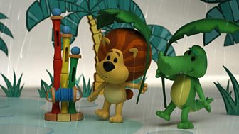 Raa Raa The Noisy Lion - Series 1 - Raa Raa's Rainy Day