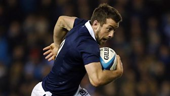 Rugby Union - 2014/2015: Autumn Internationals - Scotland V New Zealand