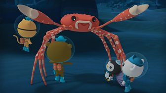 Octonauts - Series 1 - The Giant Spider Crab