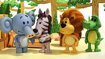 Raa Raa The Noisy Lion - Series 1 - Huffty Loses His Voice