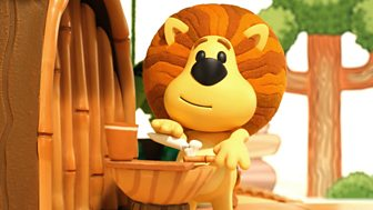 Raa Raa The Noisy Lion - Series 1 - Scritch Scratch