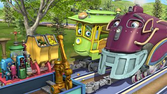Chuggington - Series 2 - Zephie And The Bees