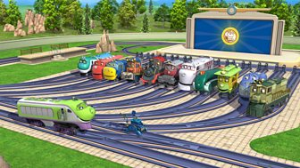 Chuggington - Series 2 - A Pat On The Paintwork