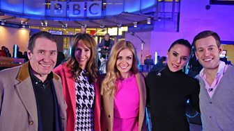 The One Show - 19/11/2014