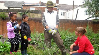 Mr Bloom: Here And There - Series 2: 18. Ropewalk Community Garden