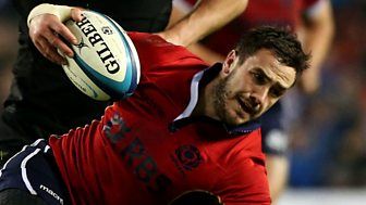 Rugby Union - 2014/2015: Autumn Internationals - Scotland V Tonga