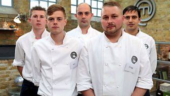 Masterchef: The Professionals - Series 7: Episode 8