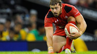 Rugby Union - 2014/2015: Autumn Internationals - Wales V New Zealand