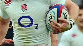 Rugby Union - 2014/2015: Autumn International Highlights - England V Samoa
