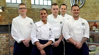 Masterchef: The Professionals - Series 7: Episode 10