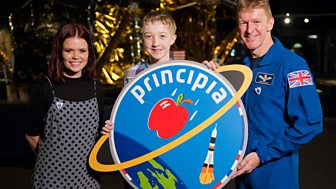 Blue Peter - Space Competition Winner Revealed