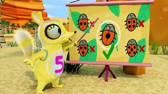 The Numtums - Series 3: 17. Little Sandy's Big Bug Hunt