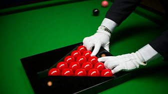 Uk Snooker Championship - 2014: Fourth Round: Part 1