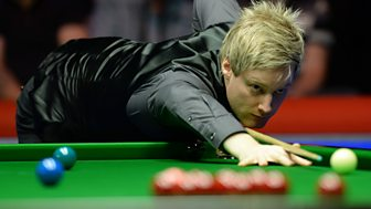 Uk Snooker Championship - 2014: Second Round: Part 3