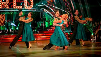 Strictly Come Dancing - Series 12: Week 10 Results