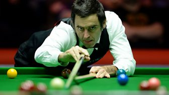 Uk Snooker Championship - 2014: Third Round: Part 2
