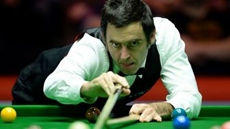 Uk Snooker Championship - 2014: Fourth Round: Part 3