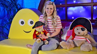 Cbeebies Bedtime Stories - 461. The Night Pirates