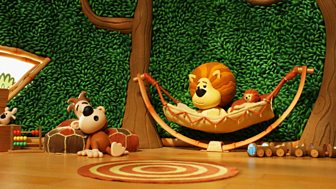Raa Raa The Noisy Lion - Series 2 - Catch Me If You Can