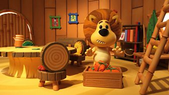 Raa Raa The Noisy Lion - Series 2 - Raa Raa's Perfect Present