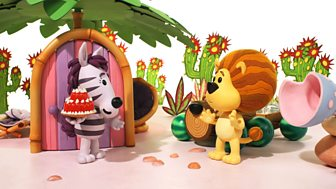 Raa Raa The Noisy Lion - Series 2 - Raa Raa Gets Squeaky