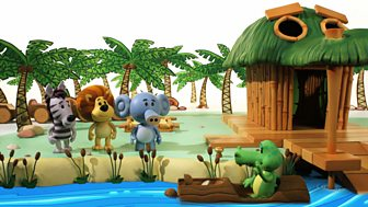 Raa Raa The Noisy Lion - Series 2 - The Noisiest House In The Jungle