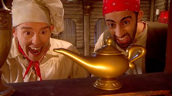 Swashbuckle - Series 2: 25. Three Wishes