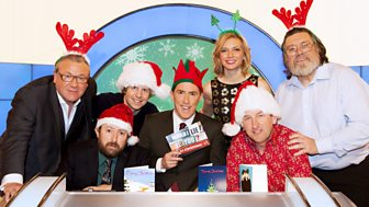 Would I Lie To You? - Series 8: 8. At Christmas