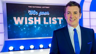 The National Lottery: Win Your Wish List - Episode 7