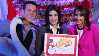 The One Show - 08/12/2014