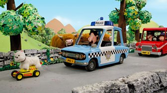 Postman Pat: Special Delivery Service - Series 1 - A Speedy Car