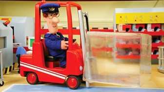 Postman Pat: Special Delivery Service - Series 1 - A Slippy Ice Cube