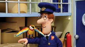Postman Pat: Special Delivery Service - Series 1 - Bernie The Parrot