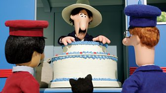 Postman Pat: Special Delivery Service - Series 1 - Giant Cake