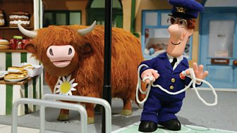 Postman Pat: Special Delivery Service - Series 1 - A Runaway Cow