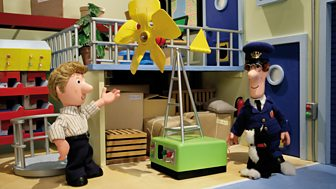 Postman Pat: Special Delivery Service - Series 1 - A Wind Machine