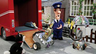 Postman Pat: Special Delivery Service - Series 1 - Crazy Robots