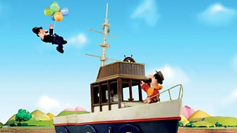 Postman Pat: Special Delivery Service - Series 1 - Big Balloons