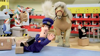 Postman Pat: Special Delivery Service - Series 1 - Naughty Pumpkin