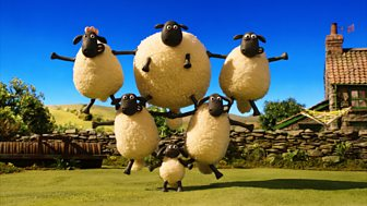 Shaun The Sheep - Series 4: 25. Hidden Talents