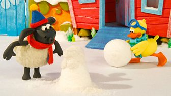 Timmy Time - Series 2 - Timmy's Snowman