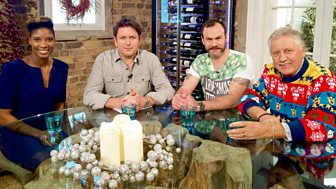 Christmas Kitchen With James Martin - Series 2: Episode 3