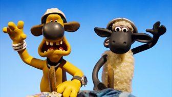 Shaun The Sheep - Series 4: 28. Duck!
