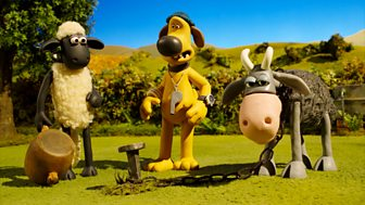 Shaun The Sheep - Series 4: 29. The Stare