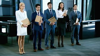 The Apprentice - Series 10: 12. Interviews