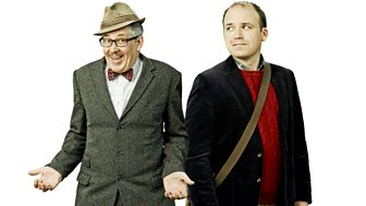 Count Arthur Strong - Series 2: 3. We're Listening