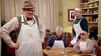 Count Arthur Strong - Series 2: 1. The Heist