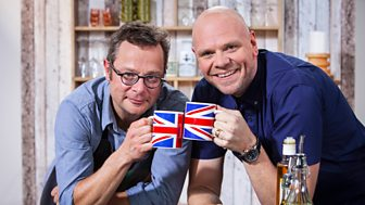 Food & Drink - Series 3: 3. Great British Grub
