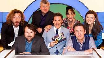 Would I Lie To You? - Series 8: Episode 8